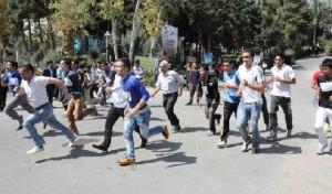 برگزاری مسابقه دو همگانی یادواره آیت الله هاشمی و سپهبد سلیمانی در تهران