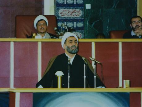 ریاست مجلس شورای اسلامی