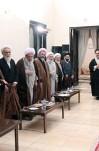 دیدار رئیس و اعضای چهارمین دوره مجلس خبرگان رهبری