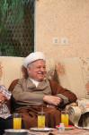 پدر شهیدان جواد سپهری و آیت الله هاشمی رفسنجانی