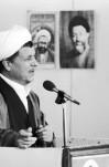 سخنان مهم هاشمی رفسنجانی درباره پایان جنگ
