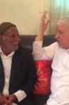 دیدار حاج حسین عبداللهی با آیت الله هاشمی رفسنجانی