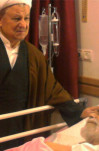 پیام آیت الله هاشمی رفسنجانی به مناسبت درگذشت آیت الله آقا مجتبی تهرانی