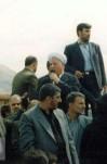 پیام آیت الله هاشمی رفسنجانی به مناسبت زمین لرزه حسینآباد استان کرمان