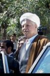 پیام آیت الله هاشمی رفسنجانی برای حضور در نهمین دورهی انتخابات ریاست جمهوری