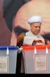 پیام آیت الله هاشمی رفسنجانی  برای مرحله دوم انتخابات ریاست جمهوری