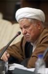 پیام آیت الله هاشمی رفسنجانی  به رئیس جمهور پاکستان