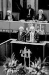 سخنرانی آیت الله هاشمی  رفسنجانی در مراسم تحلیف ریاست جمهوری