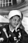 مصاحبه آیت الله هاشمی رفسنجانی با خبرنگار مجله سروش