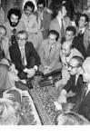 ارتباط انقلابیون با دولت بختیار -- خاطرات آیت الله هاشمی رفسنجانی