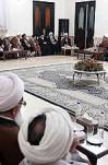 دیدار نمایندگان مجلس خبرگان با آیت الله هاشمی رفسنجانی