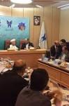 جلسه هیأت مؤسس دانشگاه آزاد اسلامی