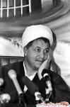 پیام آیت الله هاشمی رفسنجانی به مناسبت رحلت آیت الله سیدمحمد حسین طباطبائی