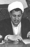 پیام آیت الله هاشمی رفسنجانی به مناسبت آغاز پنجمین سال پیروزی انقلاب اسلامی
