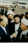 مصاحبه آیت الله هاشمی رفسنجانی درباره نتایج سفر به استان آذربایجان غربی