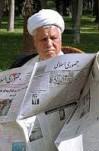 مصاحبه آیت الله هاشمی رفسنجانی با روزنامه جمهوری اسلامی ایران