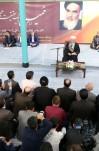 دیدار اعضای شورای مرکزی حزب اعتدال و توسعه با آیت الله هاشمی رفسنجانی