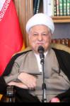 مصاحبه آیت الله هاشمی رفسنجانی باخبرنگار صداوسیمای جمهوری اسلامی