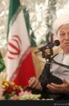 مصاحبه آیت الله هاشمی رفسنجانی با خبرنگاران و سردبیران و مسئولان روزنامه قدس