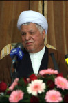 مصاحبه آیت الله هاشمی رفسنجانی با خبرنگار واحد سیاسی شبکه اول