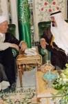 مصاحبه آیت الله هاشمی رفسنجانی با خبرنگار روزنامه الحیات