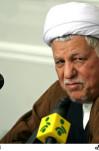سخنرانی آیت الله هاشمی رفسنجانی  در اجتماع مردم پارام