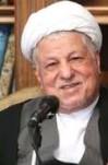 سخنرانی آیت الله هاشمی رفسنجانی  در مراسم افتتاح همزمان چندین طرح دوران سازندگی