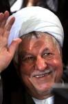 مصاحبه آیت الله هاشمی رفسنجانی در سالن نیمرخ