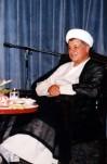 مصاحبه آیت الله هاشمی رفسنجانی با خبرنگار صداوسیمای آبادان