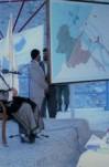 مصاحبه آیت الله هاشمی رفسنجانی با خبرنگار صداوسیمای مرکز اهواز در باره برنامه سدسازی دولت سازندگی