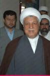 مصاحبه آیت الله هاشمی رفسنجانی با خبرنگاران داخلی  در باره برنامه های مجلس خبرگان