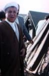 سخنرانی آیت الله هاشمی رفسنجانی در منطقه زلزلهزده خراسان (شهرستانهای قائن و بیرجند)