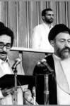 مصاحبه آیت الله هاشمی رفسنجانی در پاسخ به حرف های اهانت آمیز بنی صدر در 17 شهریور 59 --کتاب انقلاب در بحران