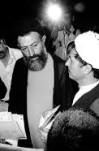 نامه آیت الله هاشمی و چهار نفر از اعضای حزب جمهوری اسلامی به امام خمینی