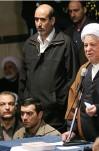 سخنرانی آیت الله هاشمی  رفسنجانی در مراسم  تشییع جنازه آیت الله محمدرضا توسلی