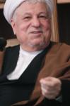 مصاحبه آیت الله هاشمی رفسنجانی با کارگردان سریال تلویزیونی کلاه پهلـوی