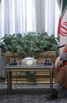 مصاحبه آیت الله هاشمی رفسنجانی با کارگردان سریال معمای شاه