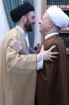 دیدار سید عمار حکیم با آیت الله هاشمی رفسنجانی