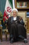 مصاحبه آیت الله هاشمی رفسنجانی با اعضای کمیسیون مطالعات اسلامی دبیرخانه مجمع