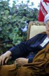 مصاحبه آیت الله  هاشمی رفسنجانی با شبکه تلویزیونی الاخبار