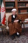 مصاحبه آیت الله  هاشمی رفسنجانی ماهنامه 30 روز ایتالیا