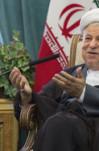 مصاحبه آیت الله هاشمی رفسنجانی  با روزنامه آرمان روابط عمومی