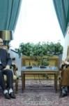 مصاحبه آیت الله هاشمی رفسنجانی  با اعضای فصلنامه مطالعات بینالمللی