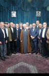 سخنرانی آیت الله هاشمی رفسنجانی در دیدار جمعی از استانداران سابق