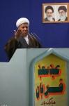 سخنرانی  آیت الله هاشمی رفسنجانی در مراسم عید قربان