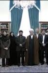 سخنرانی آیت الله هاشمی رفسنجانی در دیدار شورای سردبیری روزنامه فرهنگ آشتی