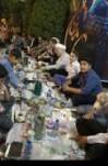 سخنرانی آیت الله هاشمی رفسنجانی در مراسم افطار ایتام تحت پوشش کمیته امداد