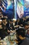 سخنرانی آیت الله هاشمی رفسنجانی در در مراسم افطار اقوام