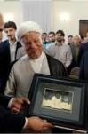 سخنرانی آیت الله هاشمی رفسنجانی در مراسم افتتاح پروژههای دانشگاه آزاد واحد قزوین