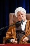 سخنرانی آیت الله هاشمی رفسنجانی در دیدار اعضای هیأت مدیره شرکت تعاونی نگاه آسمانی رفسنجان